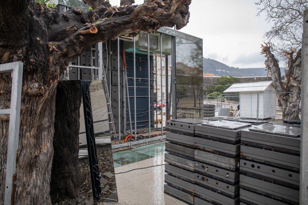 Uklonjen Spomenik Braniteljima Dubrovnika Autor Franic Nisu Me