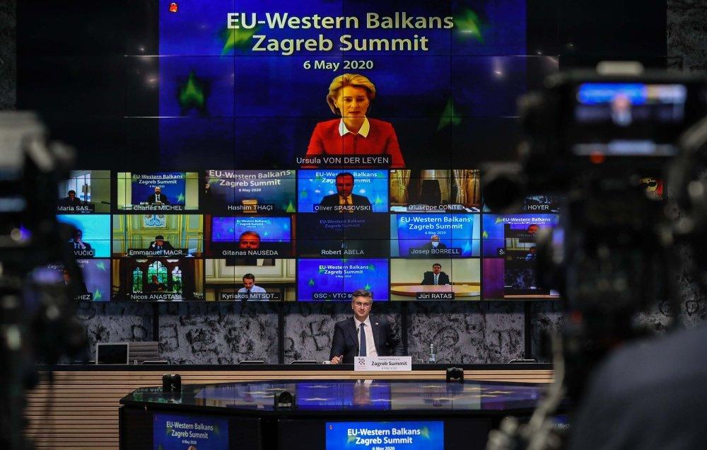 Zagrebacki Samit Snazna Poruka Eu A Zemljama Zapadnog Balkana