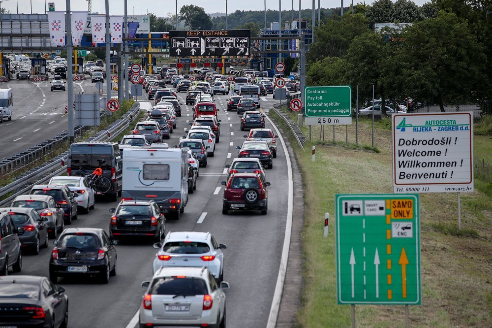 Hac Za Vikend 25 Posto Manje Vozila Nego Lani Tportal