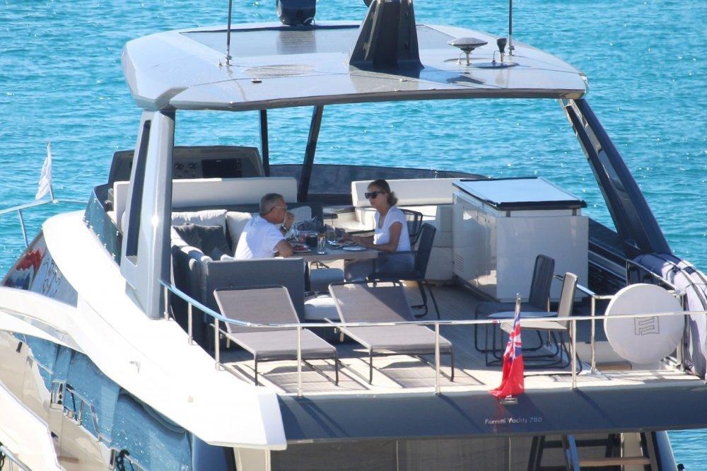 Rita Wilson i Tom Hanks u Grčkoj