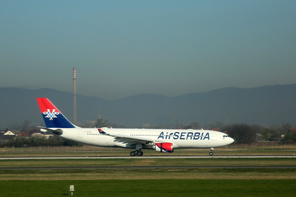 Air Serbia Smanjuje Broj Letova Na Liniji Beograd Zagreb Jaci Promet Ocekuju Tek Oko Bozica Tportal