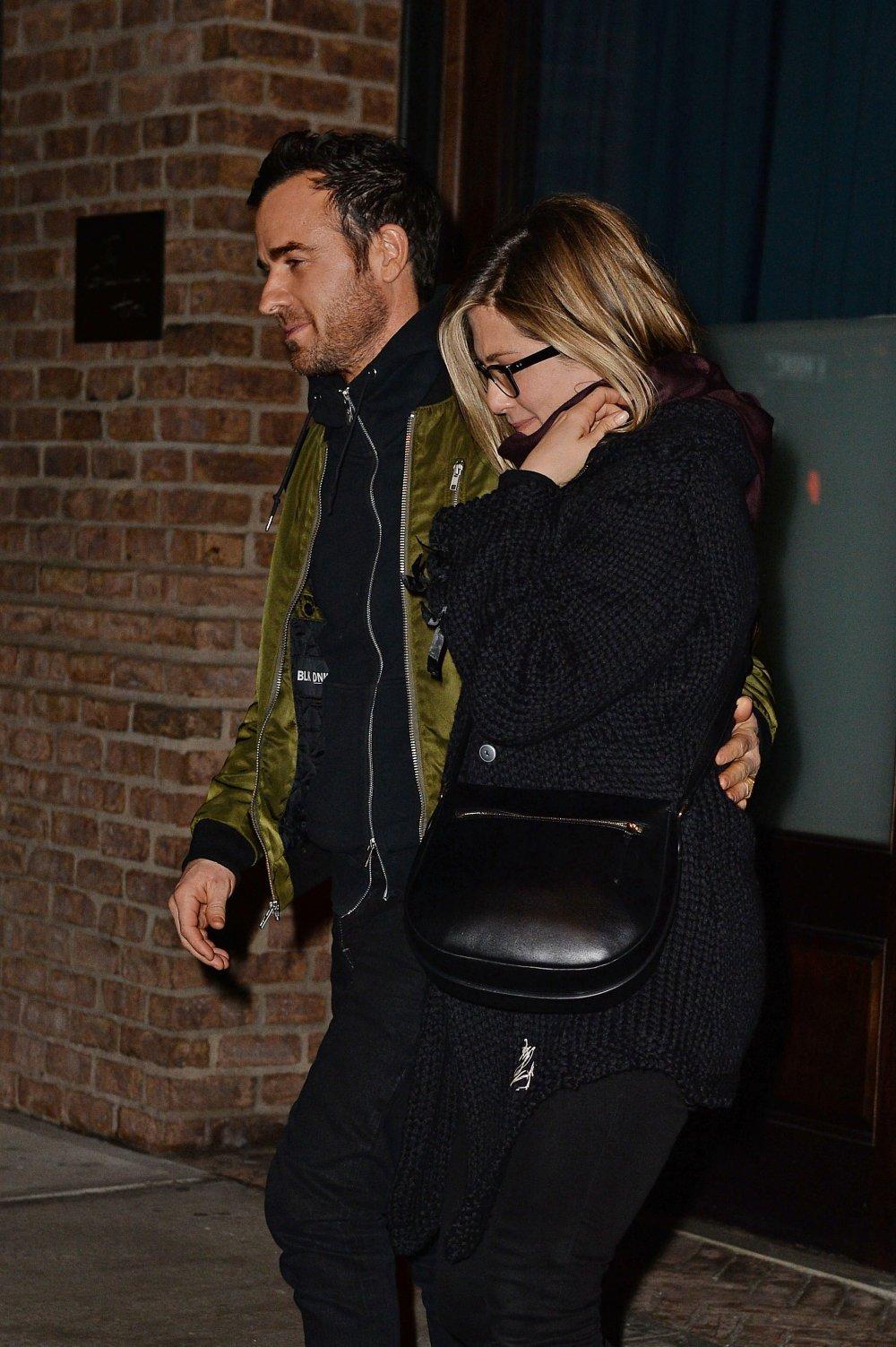 Justin theroux izlazi iz jennifer Aniston