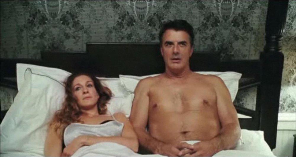 Chris Noth i Sarah Jessica Parker - 'Seks i grad'