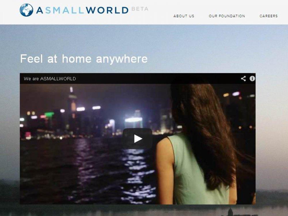 Web mjesto za upoznavanje milijardera