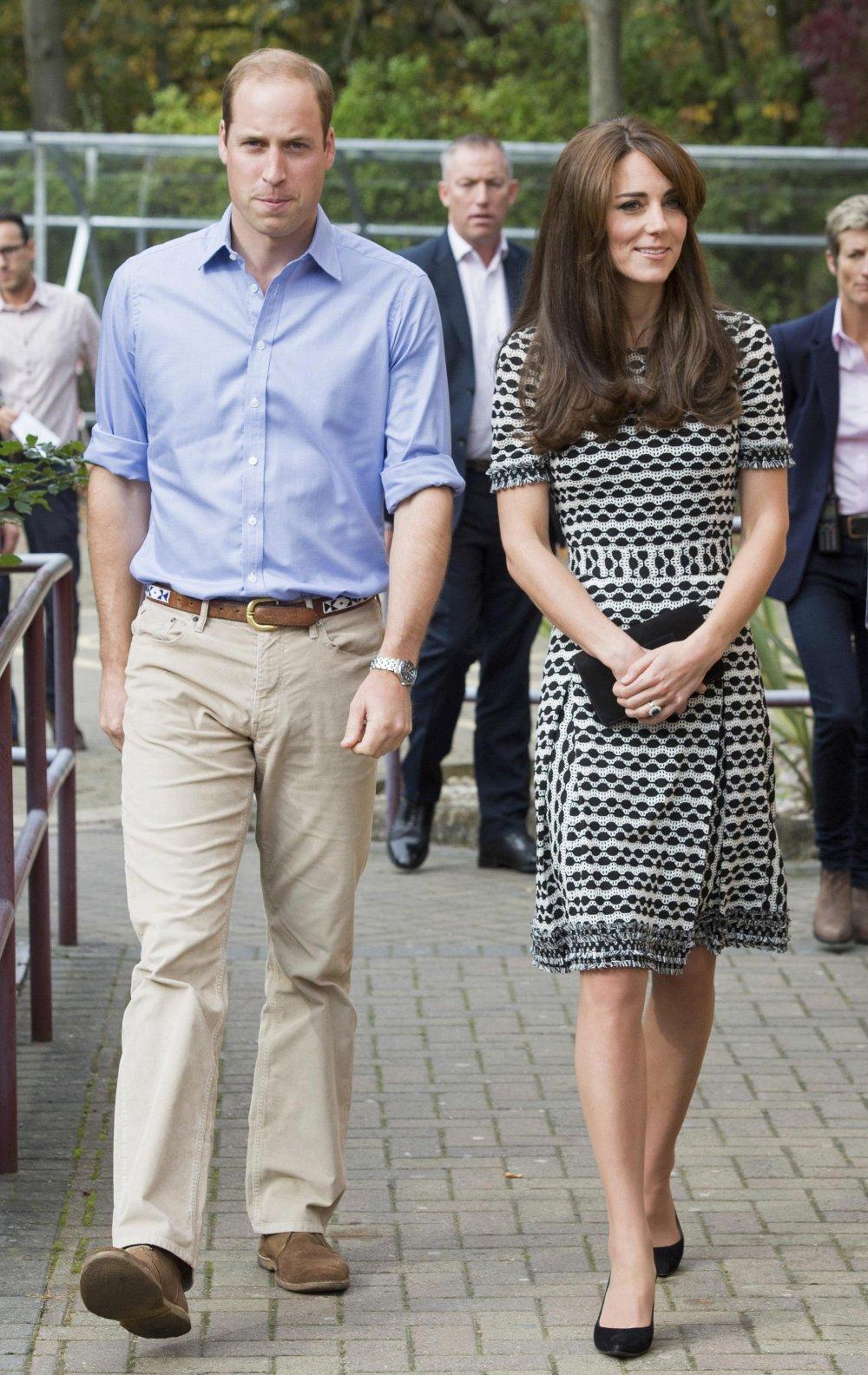 koje godine su se princi William i Kate Middleton počeli družiti jednobrzinsko druženje Sydney