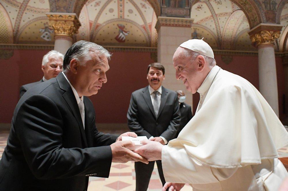 Papa u Budimpešti: Antisemitizam u Europi je fitilj koji se mora ugasiti - tportal