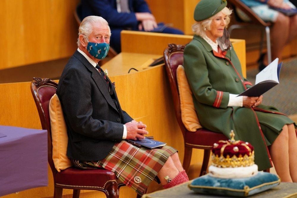 Vojvoda i vojvotkinja od Cornwalla