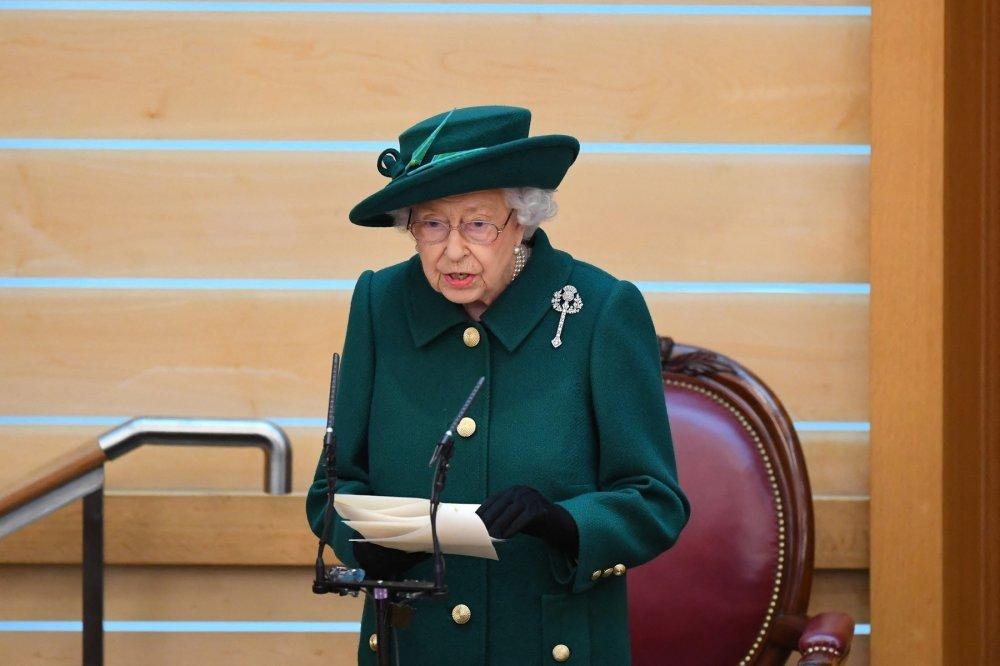 Kraljica Elizabeta otvorila sjednicu škotskog parlamenta