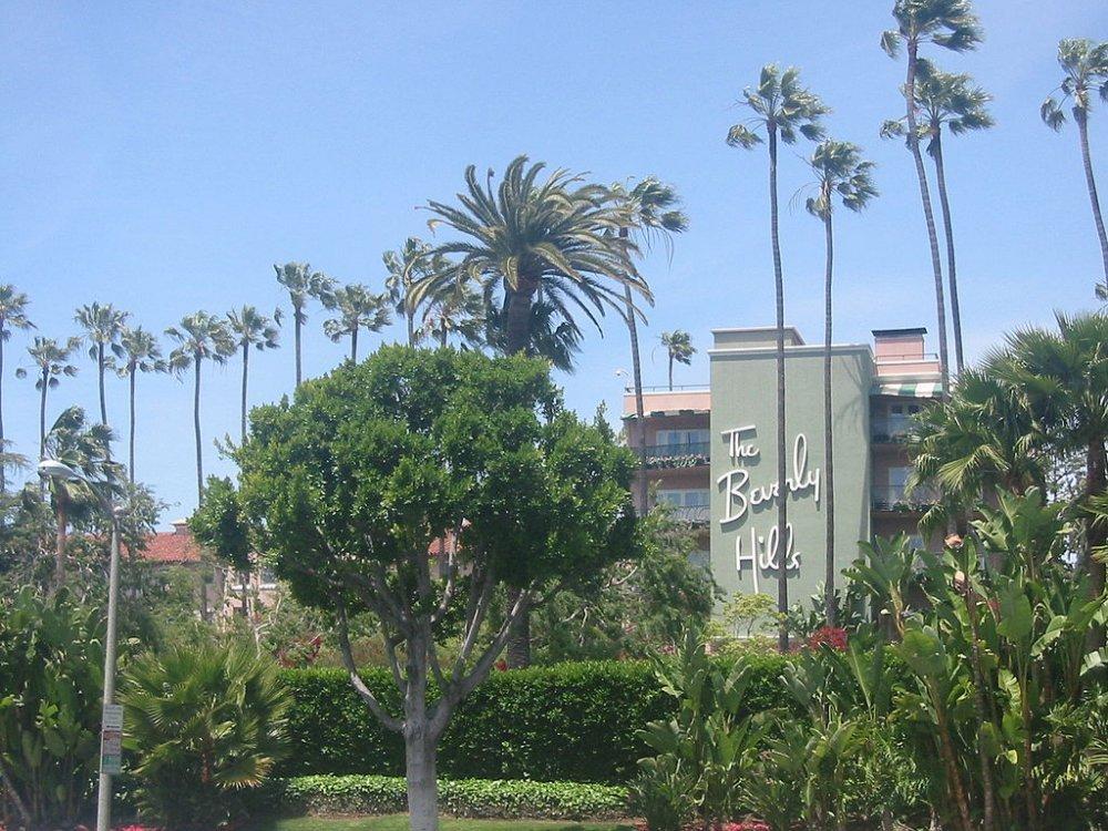Upoznavanje s gradom u Kaliforniji