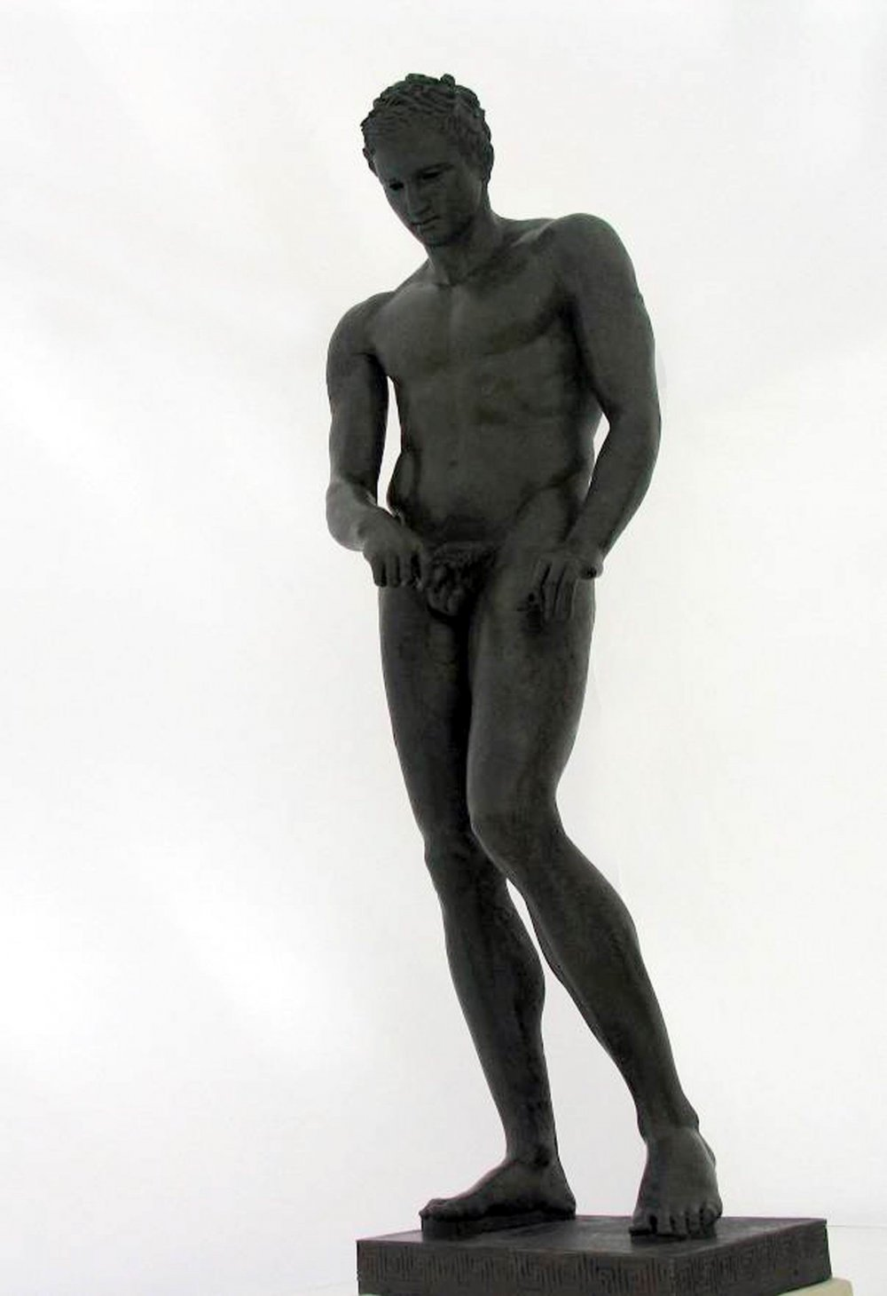 Kip Apoksiomena Izlozen U British Museumu Tportal