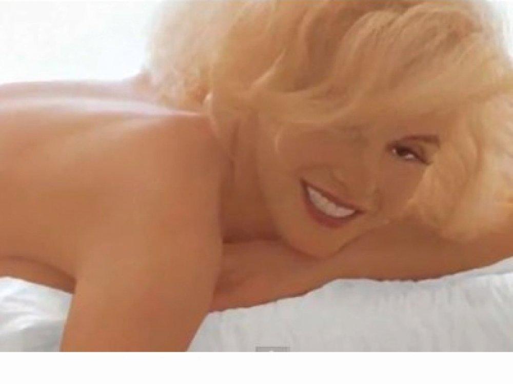 Slike golih ljepotica