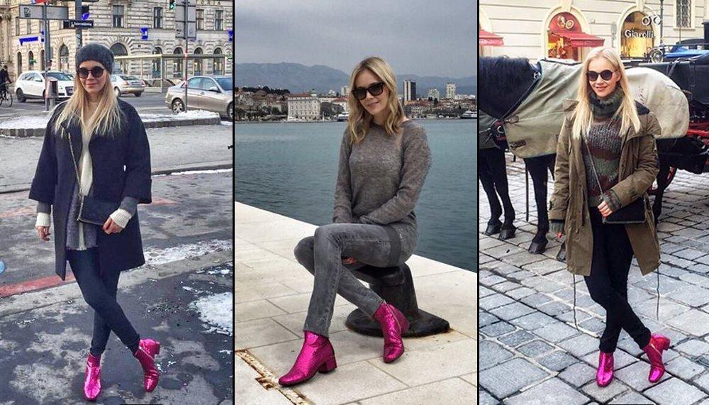 Jelena Rozga u cipelama