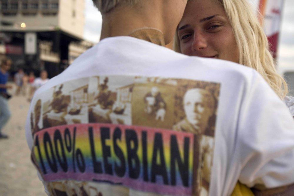 Meksičke i crne lezbijke