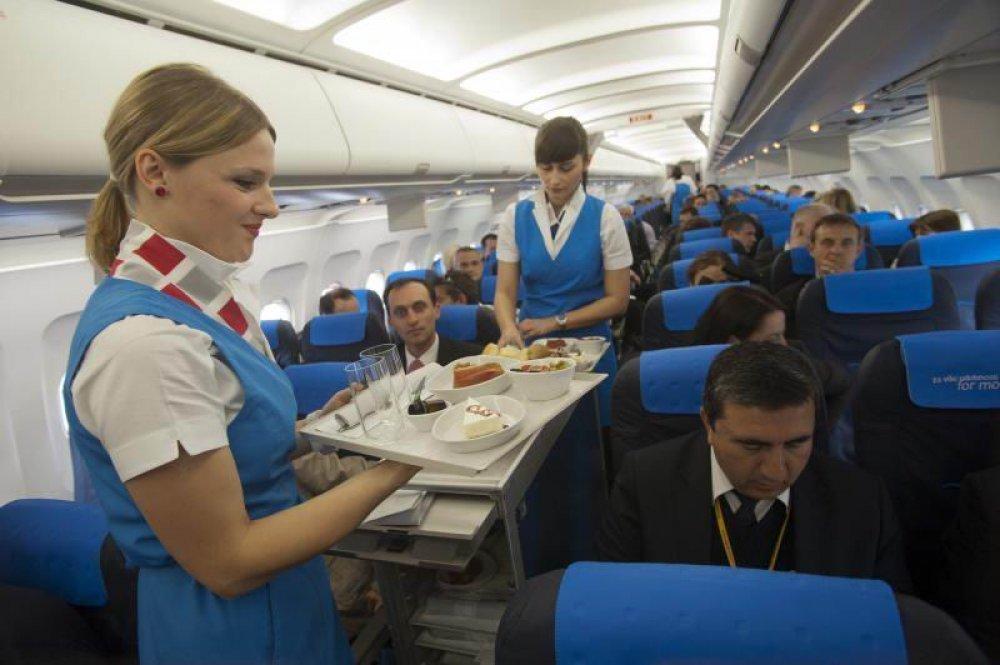 Spajanje stjuardesa