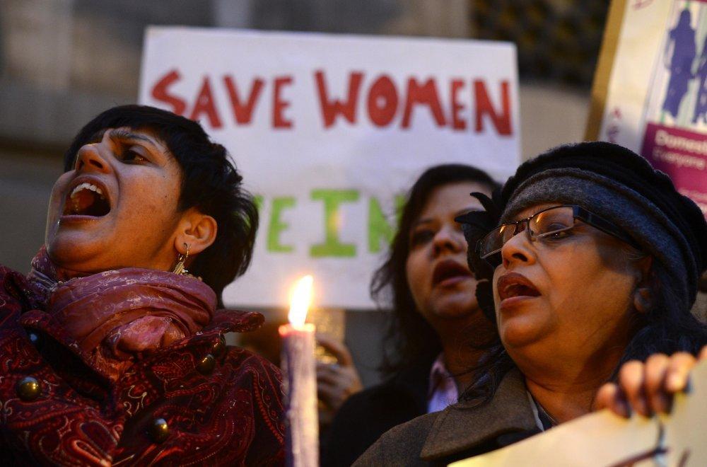 indijski silovanje