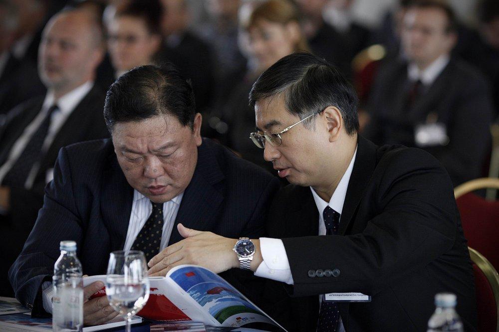 Upoznavanje odnosa u Kini
