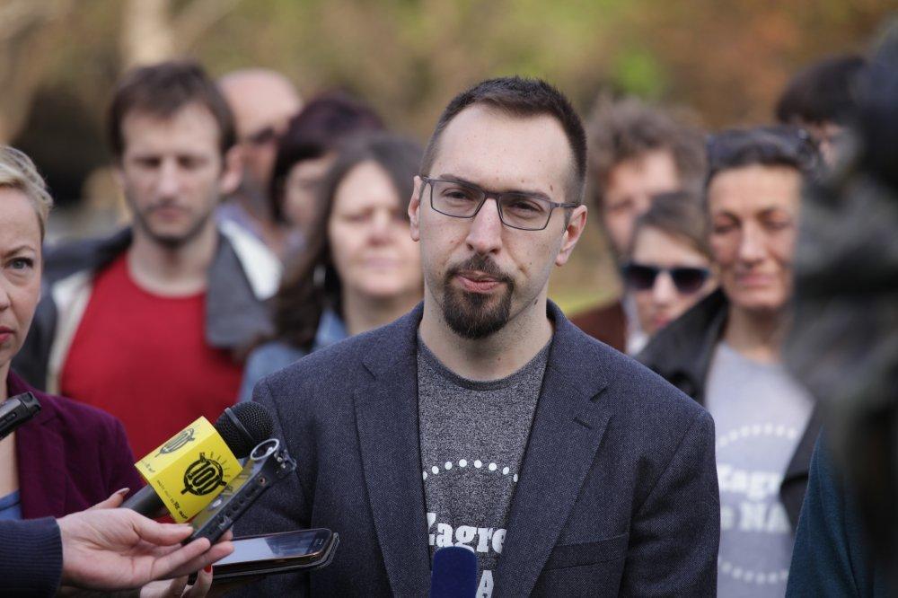 Tomasevic Osmi Kandidat Za Gradonacelnika Zagreba Tportal