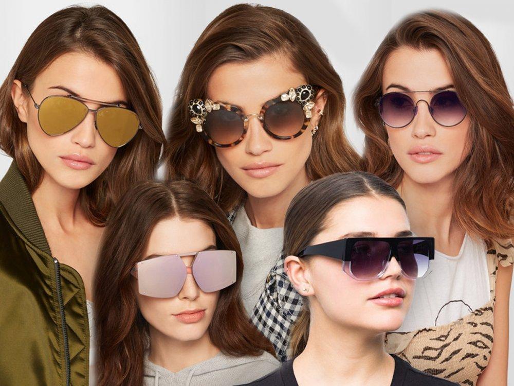 Kakve ćemo sunčane naočale nositi ove sezone - tportal