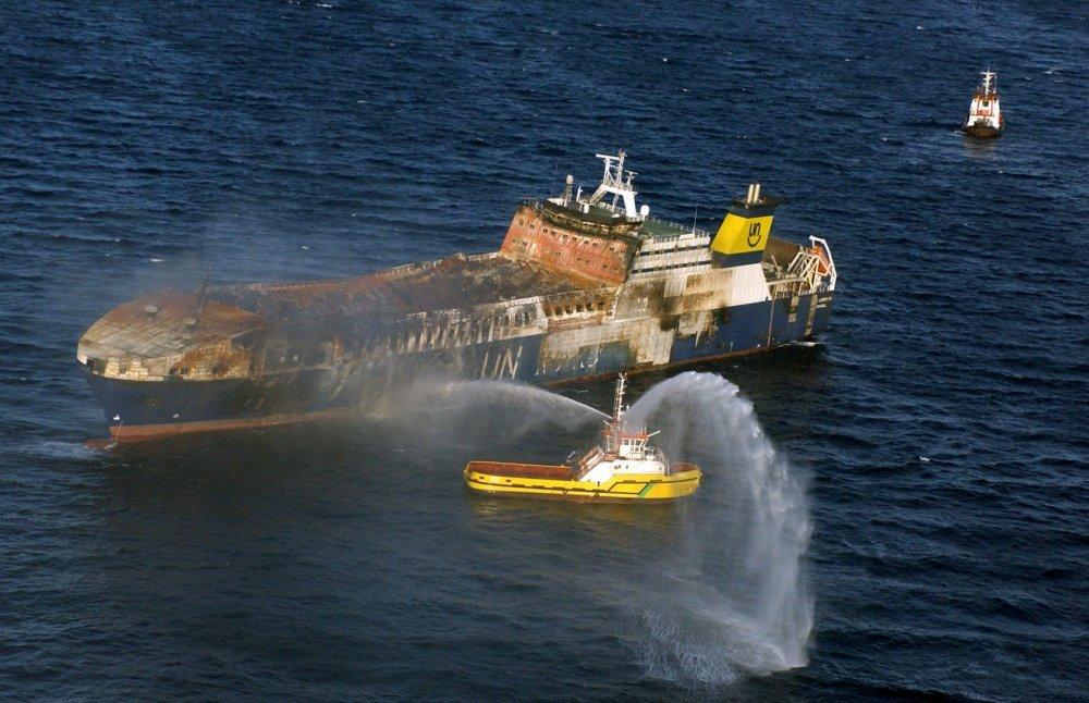 Image result for Velika pomorska tragedija u galeriji na Čiovu