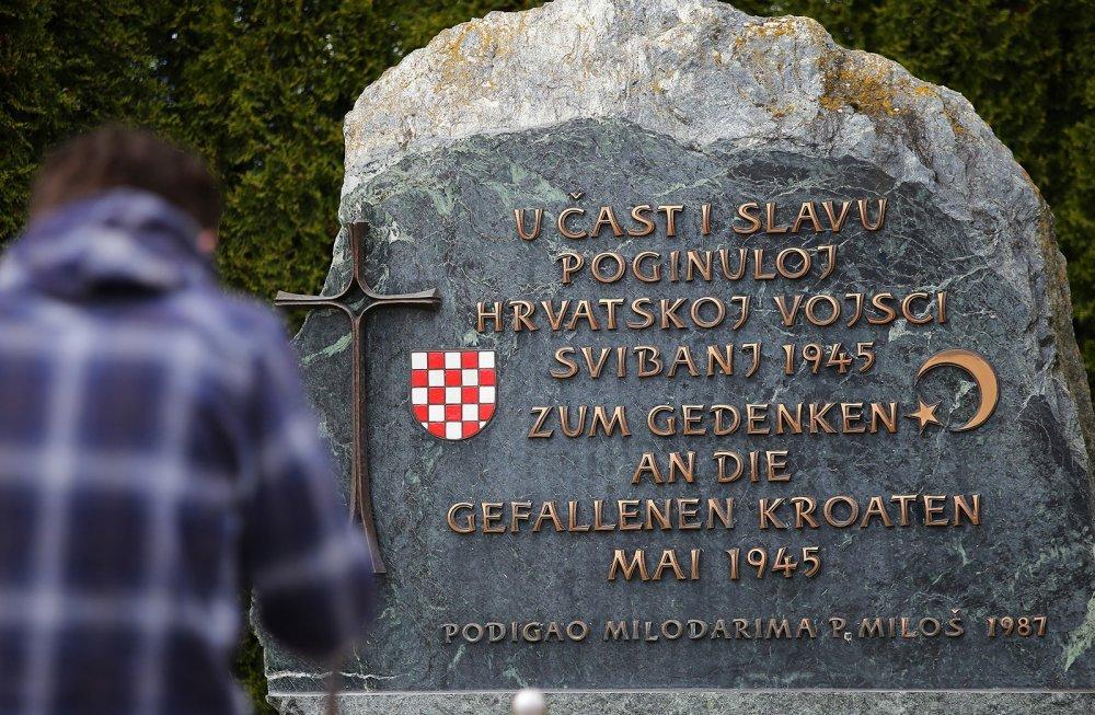 Središnja komemoracija žrtvama bleiburške tragedije i žrtvama hrvatskog križnog puta
