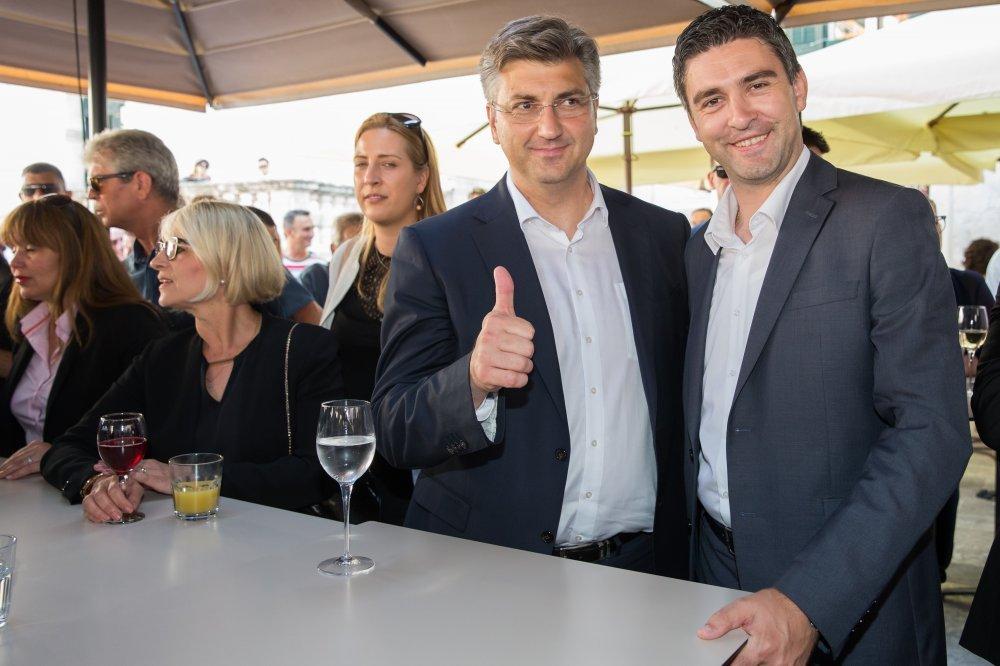 Plenković najavio svečanu ceremoniju sufinanciranja Pelješkog mosta u  Bruxellesu idući tjedan - tportal