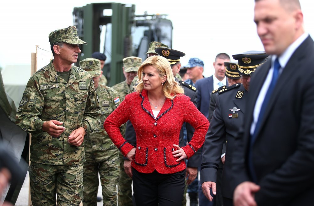 Image result for kolinda vojska
