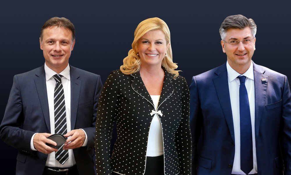 Image result for kolinda plenković jandroković