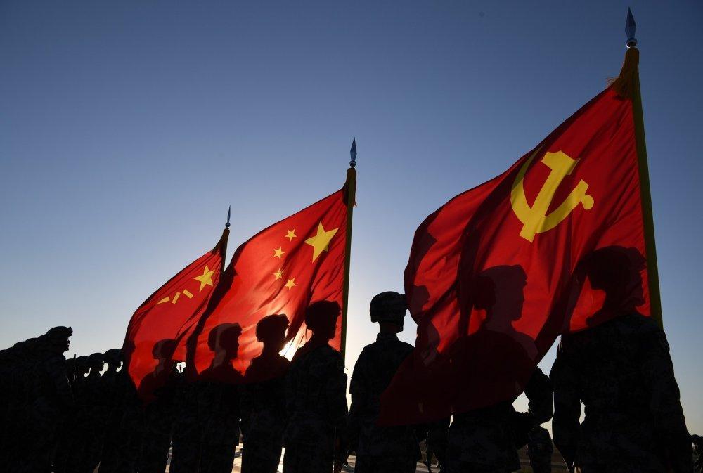 Parada kineske vojske