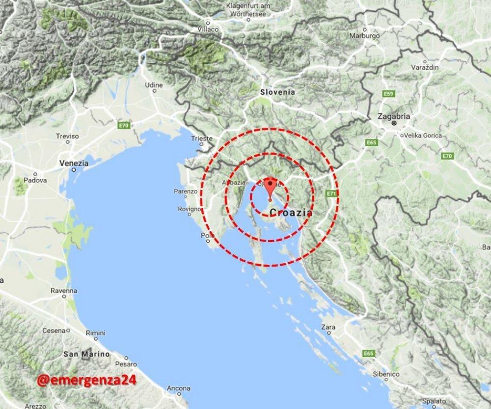 Ovo Su Najjaci Potresi Kroz Povijest Koji Su Drmali Hrvatsku Regiju I Svijet Tportal