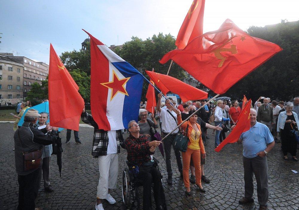 Image result for zagreb jugoslavenska zastave