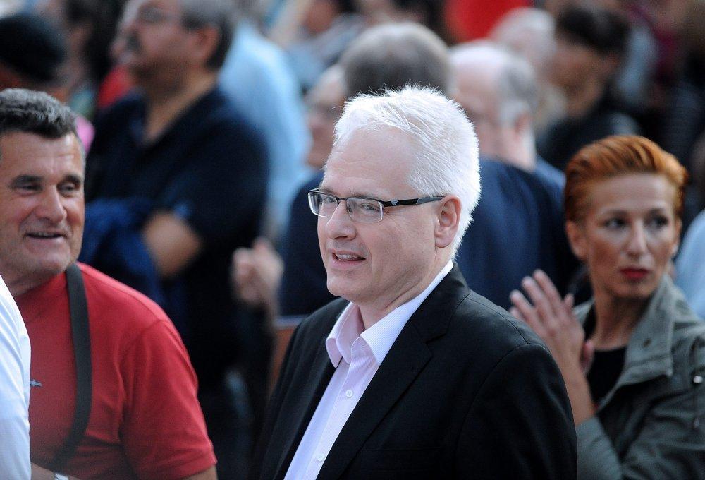 Bivši predsjednik Ivo Josipović