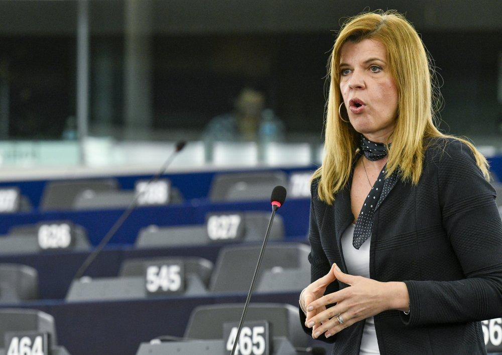 Hrvatska eurozastupnica Biljana Borzan