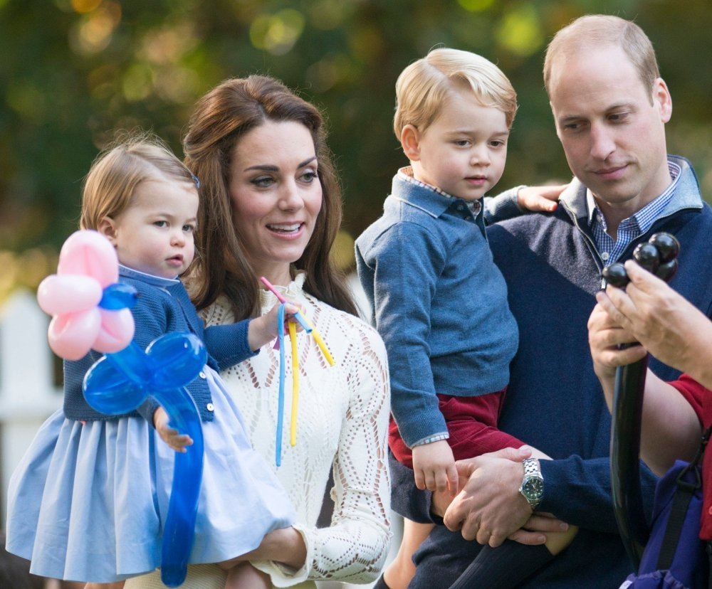 Online upoznavanje princa Georgea