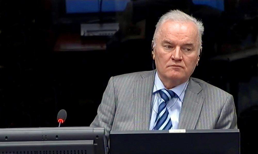 Portret balkanskoga krvnika: Zločinački ratni put Ratka Mladića ...