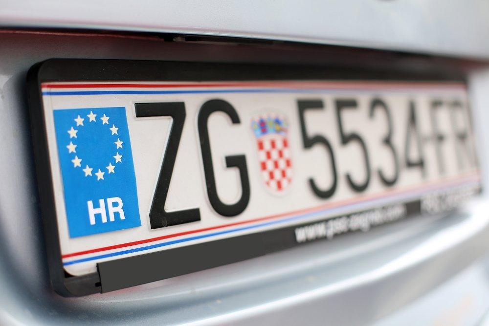stranica za registraciju automobila