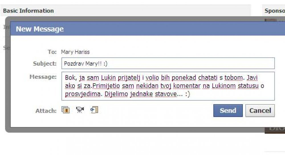 Savjeti za pisanje profila na web mjestu za upoznavanje