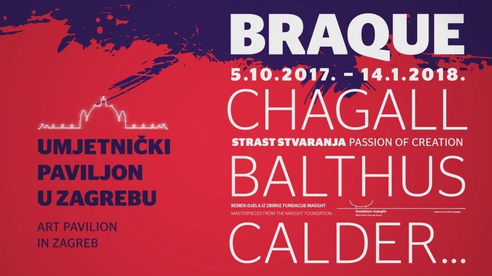 U Umjetnickom Paviljonu U Zagrebu Razgledajte Izlozbu Strast