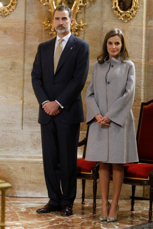 sretan rođendan na španjolskom Španjolski kraljevski par na najljepši mogući način poželio sretne  sretan rođendan na španjolskom