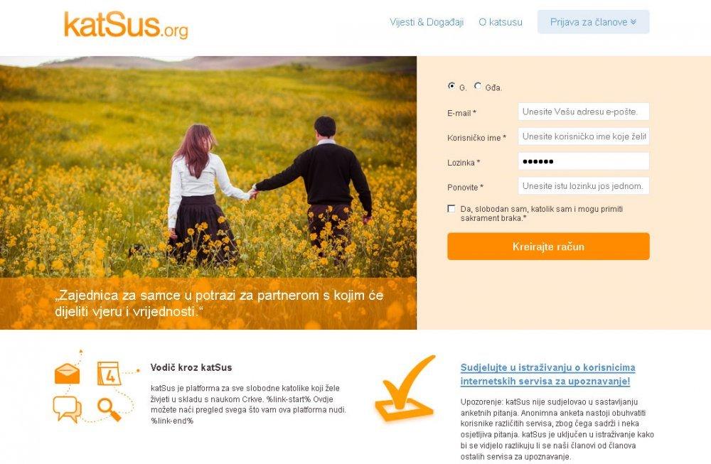 Najbolje poruke s web lokacijama za upoznavanje