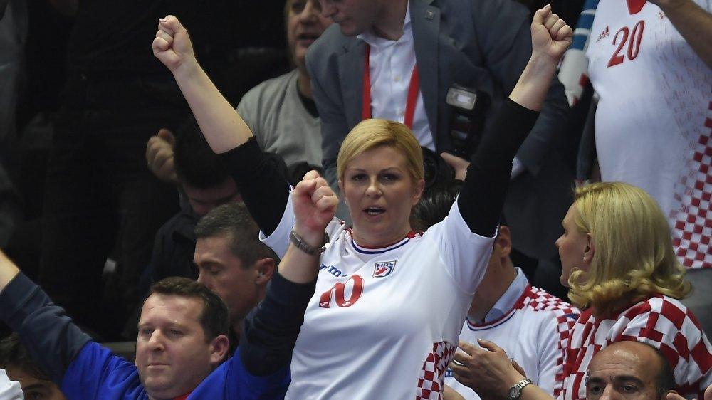Predsjednica Kolinda Grabar Kitarović