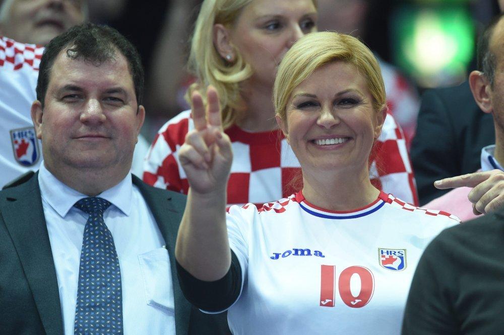 Predsjednica Grabar Kitarović sa suprugom Jakovom Kitarovićem