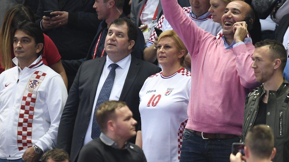 Jakov Kitarović i Kolinda Grabar Kitarović