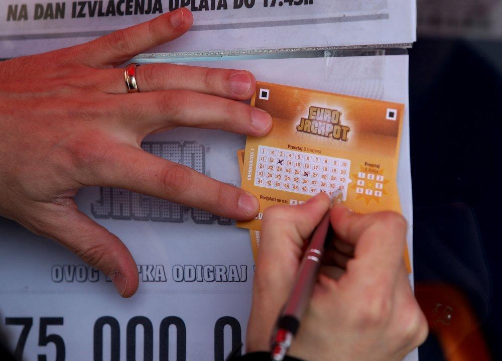 Izvučen Rekordni Eurojackpot Od 669 Milijuna Kuna Jedan