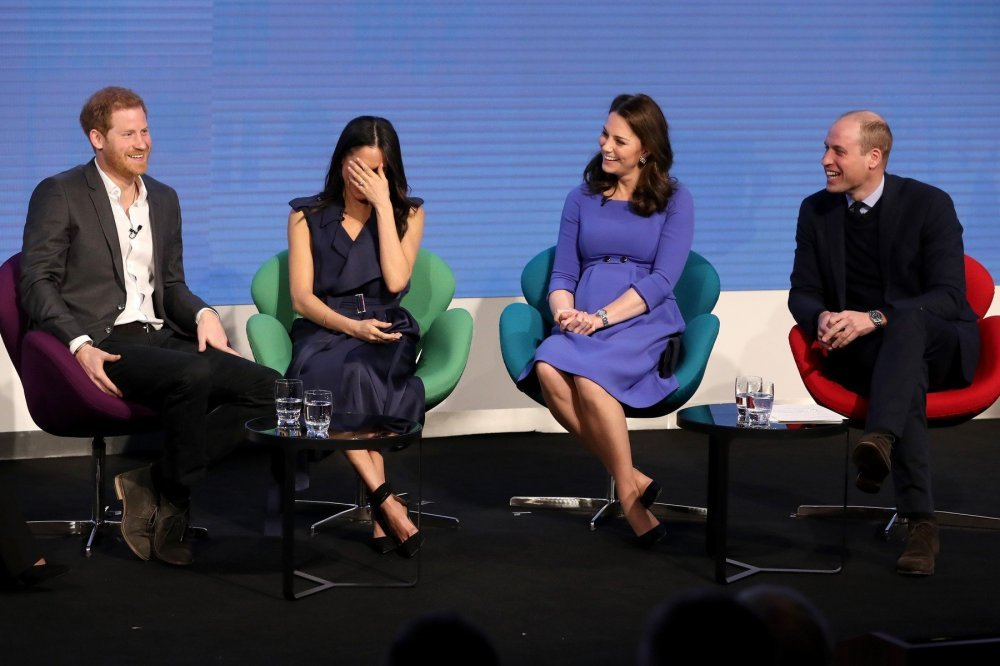 Princ Harry, Meghan Markle, Kate Middleton, princ William