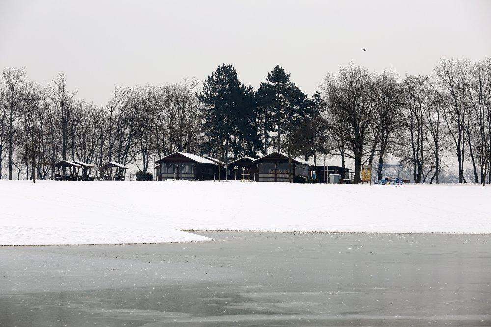 Pogledajte kako izgleda zimska idila na zagrebačkim