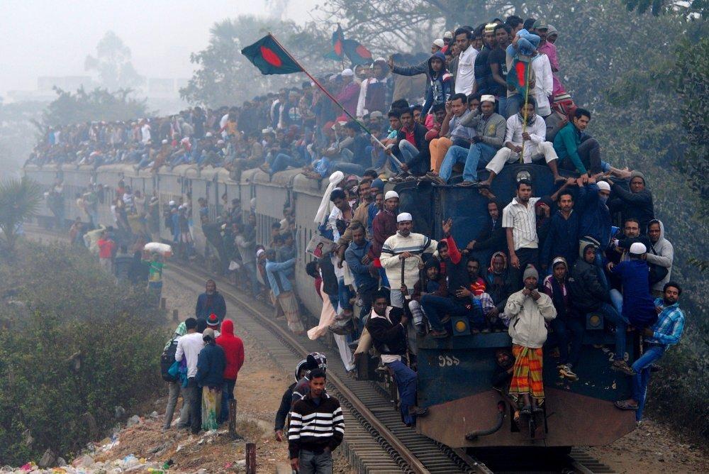Izlazi bangladeš