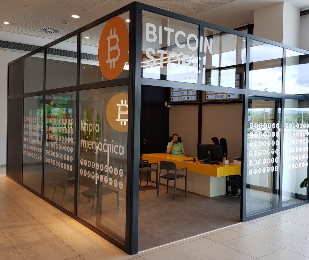 bitcoin mjenjacnica