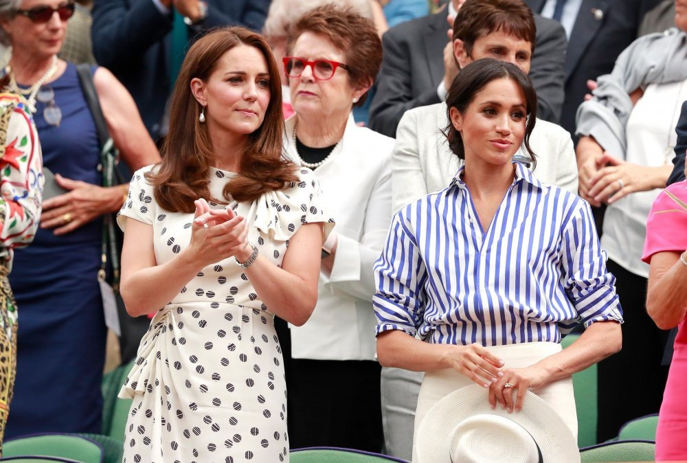 Meghan Markle i Kate Middleton