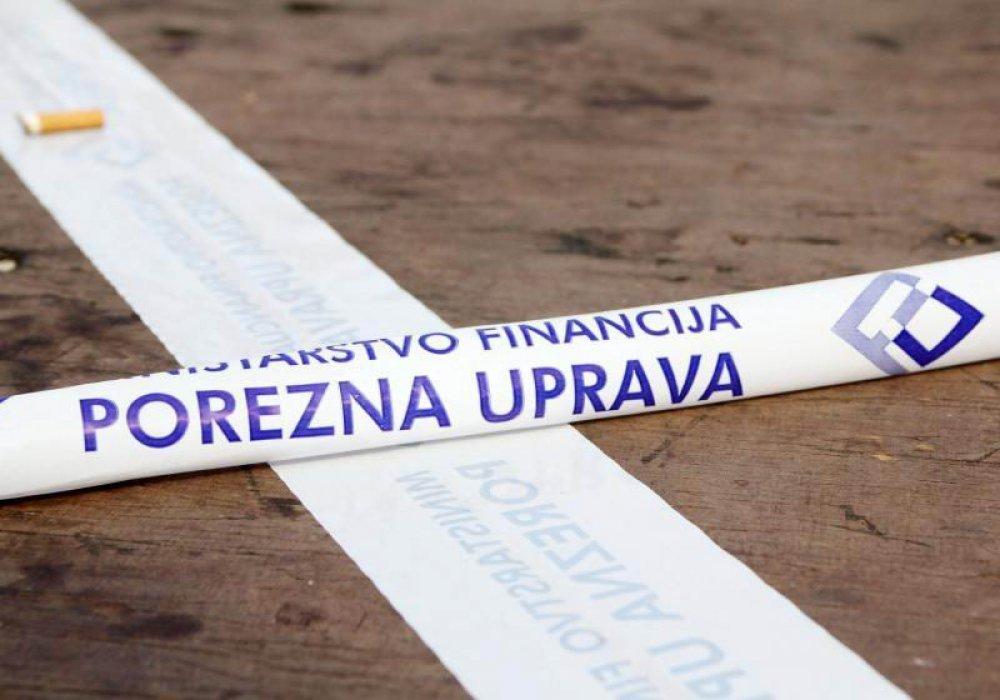 Slikovni rezultat za Pojačan nadzor Porezne i Carinske uprave