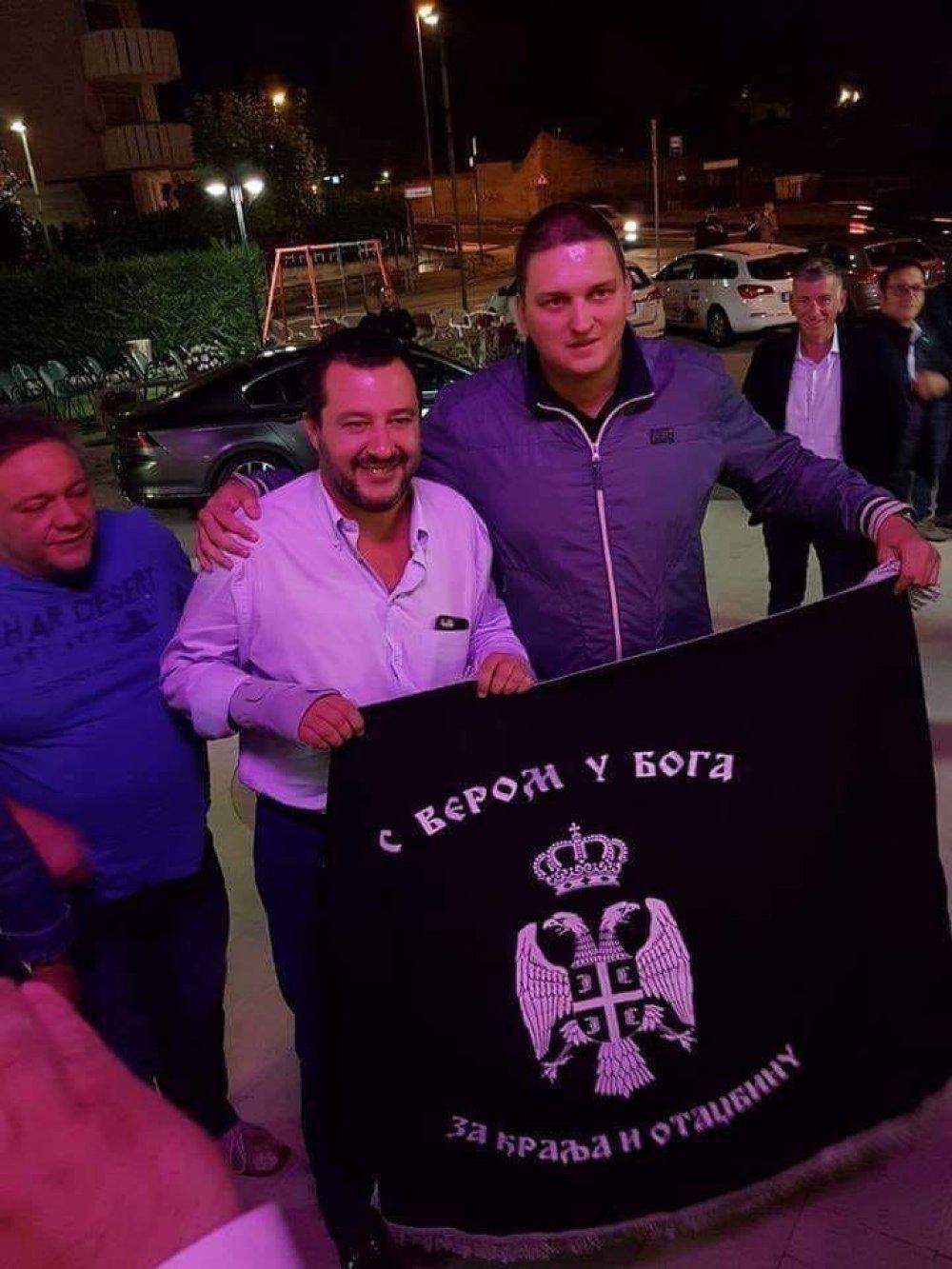 Mateo Salvini uputio saučešće srpskoj zajednici povodom smrti patrijarha Irineja 861610